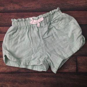 Old Navy Mint Shorts